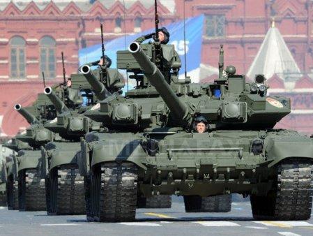 Rusia lui Putin a scos armata la inaintare. Exercitiul militar masiv, cu 200.000 de soldati si 300 de tancuri