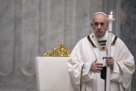 Papa Francisc, despre Covid: Exista faima unor vaccinuri ca sunt putin mai mult decat apa distilata