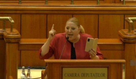 Contul de Youtube al Senatului Romaniei a fost blocat din cauza Dianei Șosoaca