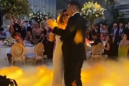 Simona Halep si Toni Iuruc, dansul mirilor pe ritmurile lui Dan Bittman » Videoclipul publicat de sportiva