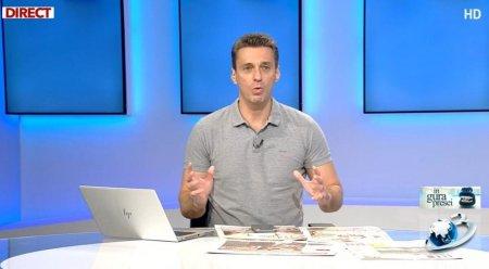<span style='background:#EDF514'>MIRCEA BADEA</span>, 17 ani cu executare! A facut anuntul in direct la Antena 3