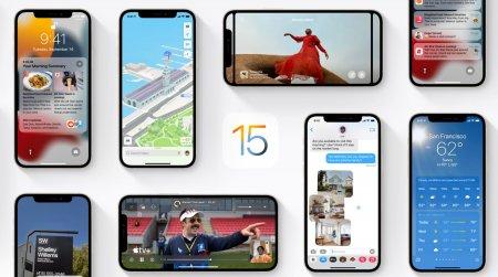 Cand se lanseaza iOS 15. Lista completa de dispozitive compatibile