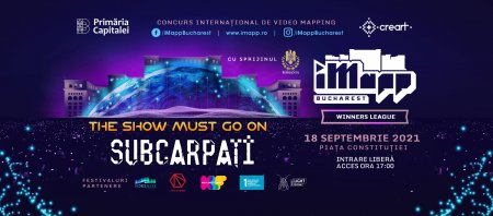 iMapp Bucuresti 2021: Subcarpati va urca pe scena