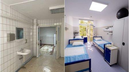 Sectie renovata complet in cadrul Spitalului Clinic Polizu. Investitia totala a fost de 560.000 de euro