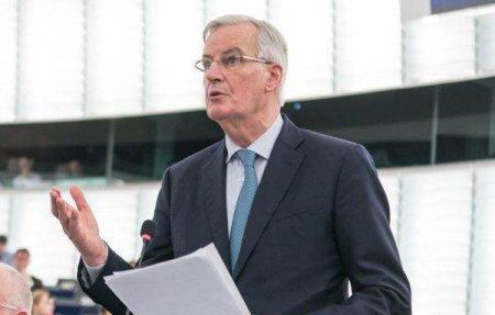 Michel Barnier avertizeaza ca ar putea urma si 'alte Brexituri' daca '<span style='background:#EDF514'>BULA</span> de la Bruxelles' nu evolueaza