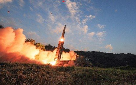 Reuniune de urgenta a Consiliului de Securitate al ONU, dupa <span style='background:#EDF514'>TIRURI</span>le de rachete balistice efectuate de Coreea de Nord