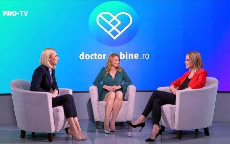 Din 19 septembrie, emisiunea Doctor de bine va fi difuzata in fiecare duminica, de la ora 10, la <span style='background:#EDF514'>PRO TV</span>