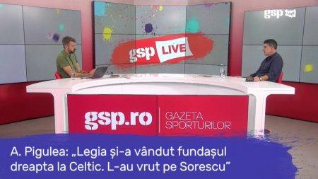 Adrian Pigulea: <span style='background:#EDF514'>LEGIA</span> a fost dispusa sa ofere cel mult 600.000 de euro pentru Sorescu