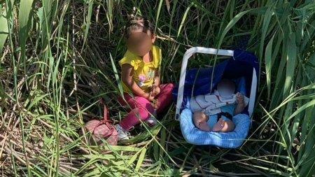 Povestea sfasietoare a doi copii abandonati la granita cu SUA de traficantii de migranti