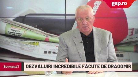 EXCLUSIV Dumitru Dragomir, <span style='background:#EDF514'>POVESTI</span> despre vremea cand juca poker: Nici Iosefini nu facea cu cartile ce facea Pinalti