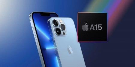Primele teste cu Apple A15 bionic, procesorul din iPhone 13. Rezultatele sunt impresionante