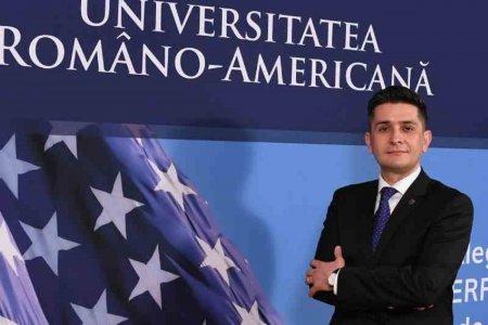 Interviu cu prof.univ.dr. Costel Negricea, Rectorul Universitatii Romano-Americane: Universitatea unde te pregatesti pentru viata