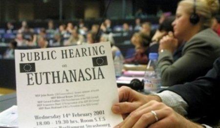 Referendum pentru legalizarea eutanasierii in Italia. S-au strans semnaturile necesare