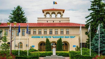 Noul rector al Academiei de Politie Alexandru Ioan Cuza vine de la Cluj