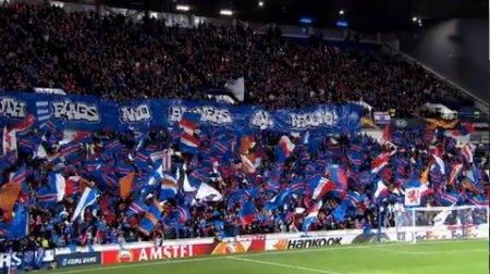 Rangers - Lyon, meciul serii in <span style='background:#EDF514'>EUROPA LEAGUE</span>