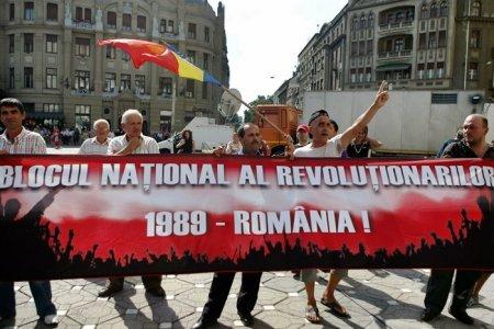 Congres si miting al <span style='background:#EDF514'>REVOLUTION</span>arilor in Bucuresti