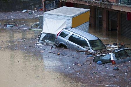 Potopul loveste Romania! S-a emis Cod galben de alerta. Anuntul facut de ANM