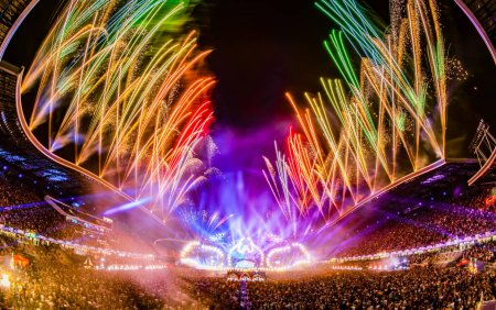 Festivalul UNTOLD a adus in Cluj-<span style='background:#EDF514'>NAPOCA</span> peste 35 de milioane de euro
