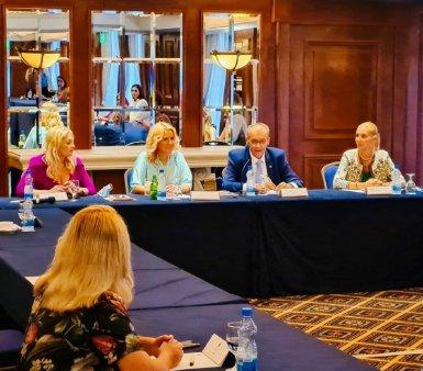 Misiune economica a CONAF in Republica Cipru, prima misiune economica in strainatate