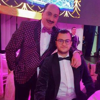 <span style='background:#EDF514'>IMAGINI</span> de la nunta baiatului lui Romica Țociu. Catalin se casatoreste astazi cu Ligia