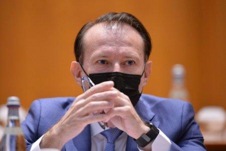 CCR discuta motiunea de cenzura pe 28 septembrie, dupa congresul in care liberalii isi aleg noul presedinte