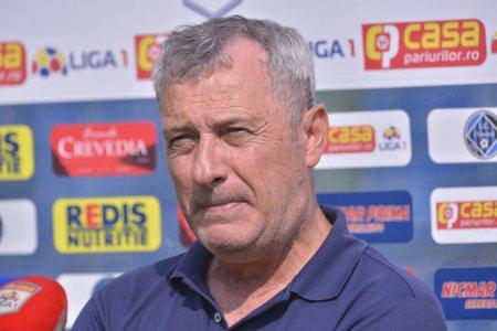 Mircea Rednic intra la negocieri cu Nicolae Badea pentru a veni la Dinamo