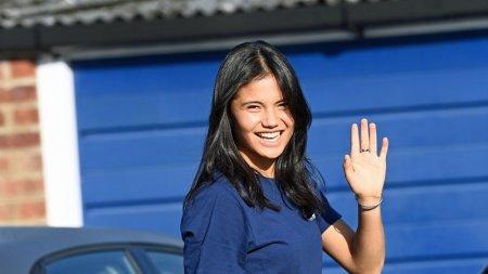 Prima mutare in afaceri. Emma Raducanu si-a rezervat la OSIM-ul britanic marcile cu numele ei