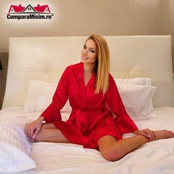 Pijamale elegante din satin - de unde sa le cumparam?