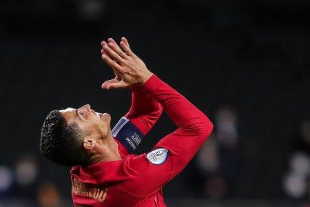 Cristiano Ronaldo s-a mutat din conacul pe care il inchiriase langa Manchester din cauza behaitului oilor
