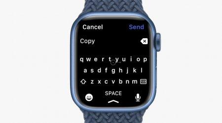 Apple, dat in judecata pentru Watch Series 7. Tastatura este furata