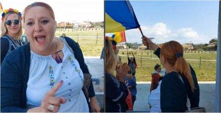 Diana Șosoaca, amendata dupa ce a blocat vaccinarea la un centru din judetul Iasi