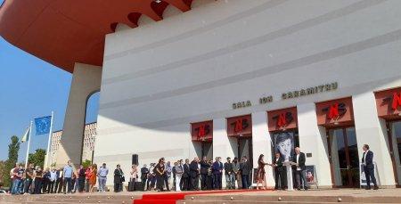 Ministrul culturii: Sala Mare a Teatrului National Bucuresti a primit numele actorului Ion Car<span style='background:#EDF514'>AMIT</span>ru