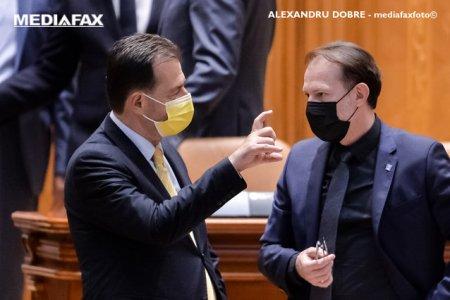 Orban, noi critici la adresa lui Citu: Gradul de respingere, comparabil cu cel al lui Basescu dupa ce a anuntat taieri