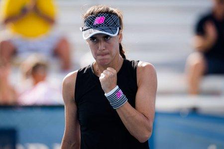 Sorana Cirstea s-a calificat in sferturi la WTA Portoroz » Pe cine va infrunta in turul urmator