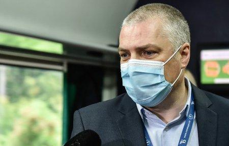 Ovidiu Vizante, directorul care trimitea jurnalistii sa rezolve situatia trenurilor blocate in camp, a demisionat de la sefia CFR Calatori