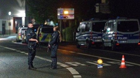 Un sirian minor si alti trei indivizi, arestati inainte sa atace o sinagoga, de Yom Kippur, in Germania