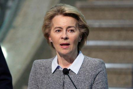 Ursula von der Leyen, criticata in fata de <span style='background:#EDF514'>EUROPARLAMENTAR</span>ul roman Cristian Terhes