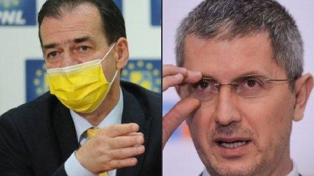 Ludovic Orban, despre USR PLUS: E ca in box. Cand ai un <span style='background:#EDF514'>BOXE</span>r cu alonja, il tii aproape