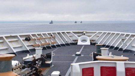 China a s<span style='background:#EDF514'>FIDA</span>t SUA inainte de pactul AUKUS: a trimis nave de razboi in largul insulelor Aleutine