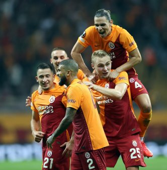 Morutan a contribuit decisiv la victoria obtinuta de Galatasaray cu Lazio