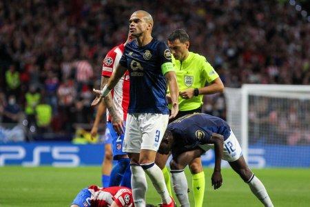 Hategan, acuzat de portughezi! Ce ii reproseaza dupa patida Atletico - Porto