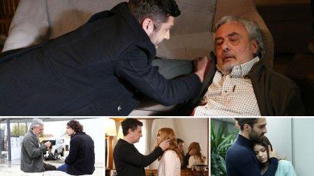 Serial Adela, sezonul 2, 16 septembrie 2021. Aventura dintre Mihai si Andreea ajunge in presa, iar Lucian il impusca pe Gheorghe