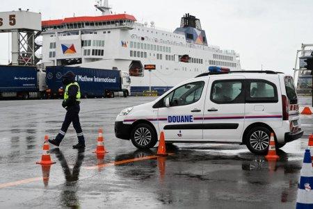 Reactia MAE dupa datele conform carora peste 60% dintre cetatenii UE opriti in porturile din Marea <span style='background:#EDF514'>BRIT</span>anie dupa Brexit sunt romani