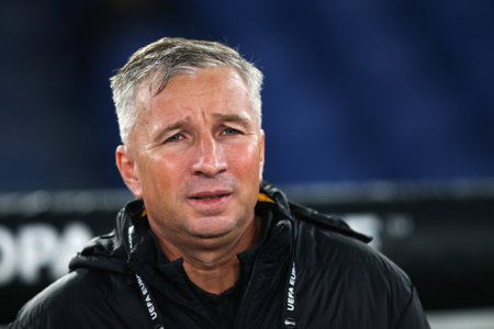 Conference League. FK Jablonec - CFR Cluj 1-0. Dan Petrescu si Marius Sumudica s-au incaierat dupa meci