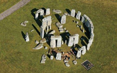 Unul dintre monumentele misterioase ale umanitatii intra in <span style='background:#EDF514'>RESTAURARE</span> (VIDEO)