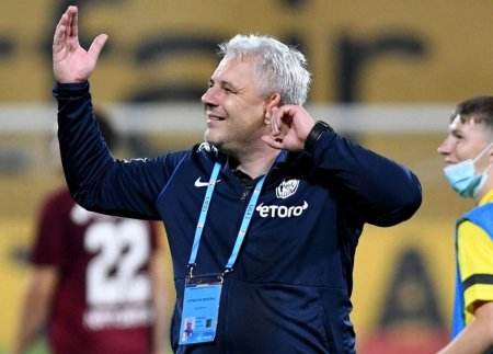 Marius Șumudica, inca o replica nemiloasa la adresa lui Dan Petrescu: Ne rupem toti carnetele de antrenori! Nu sunt vinovcat ca aduce jucatori cu doua viteze, incet si foarte incet