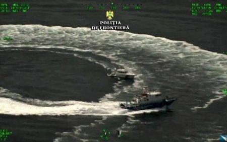 Autoritatile securizeaza granita la Marea Neagra. Apar noi rute ale <span style='background:#EDF514'>MIGRATIE</span>i ilegale