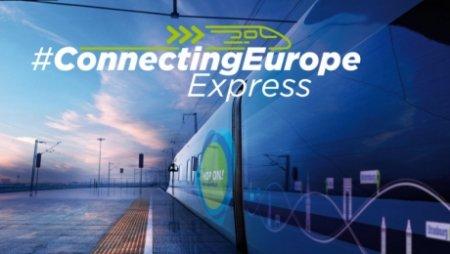 <span style='background:#EDF514'>TRENUL</span> 'Connecting Europe Express' are cea mai dificila misiune: trebuie sa traverseze Romania