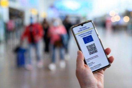 �arile de Jos introduc din 25 septembrie certificatul verde COVID