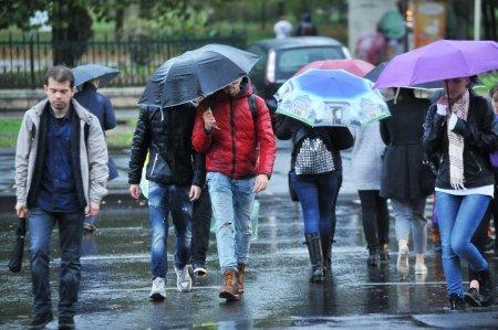 ANM anunta ploi, descarcari electrice si grindina. Care sunt zonele afectate
